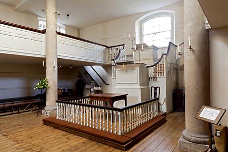 ジョン・ウェスレー建てた世界最古のメソジスト礼拝堂、宝くじ基金の補助金受け補修・改装へ