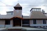 困難乗り越え、福島教会が再建 ヴォーリズ設計の面影残す新会堂