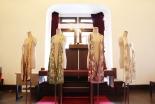 同志社学生と創業460年の京友禅老舗が協力 キリスト教の祭服「ストール」で異文化コラボ