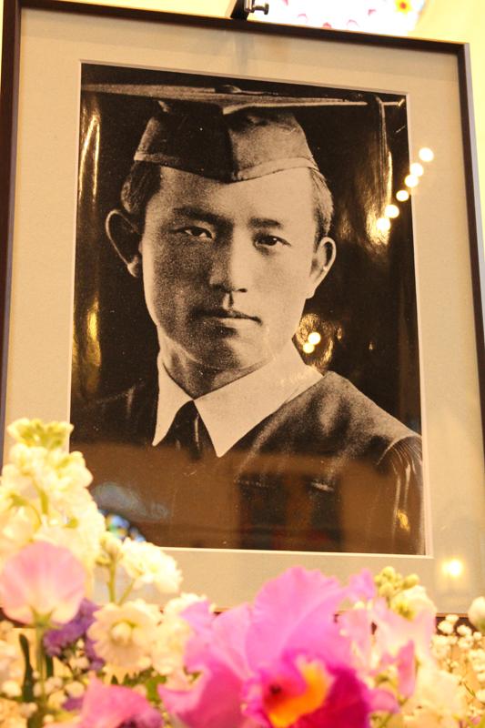 尹東柱の詩を通して考える平和の意味 立教大で没後70年の集い