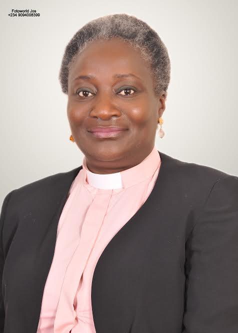 第32回庭野平和賞の受賞が決まったナイジェリアのエスター・アビミク・イバンガ牧師(写真:庭野平和財団提供)