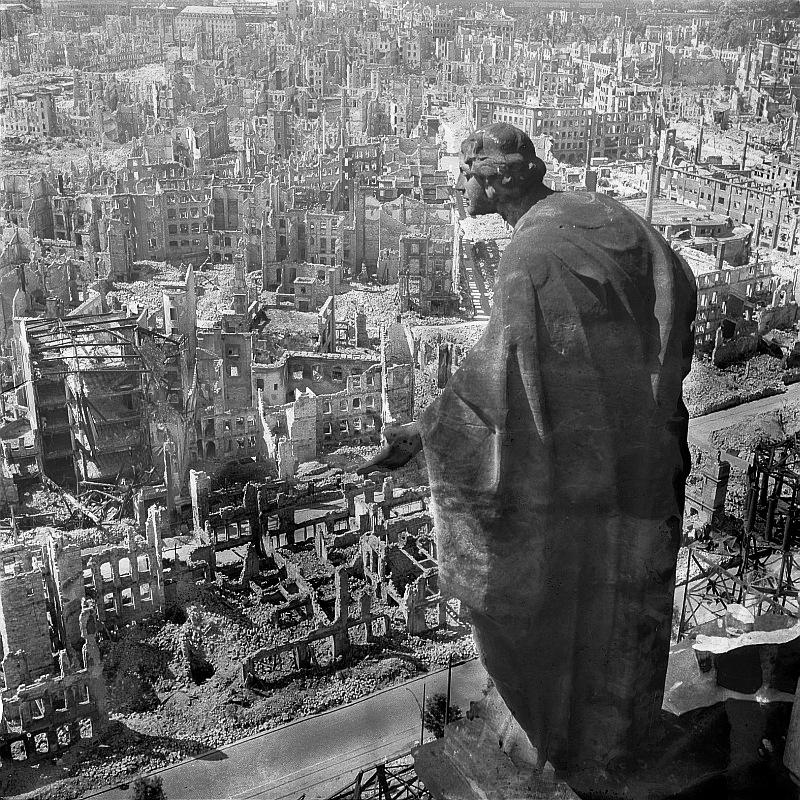 独ドレスデン爆撃から70年 カンタベリー大主教「心からの後悔と深い悲しみ」