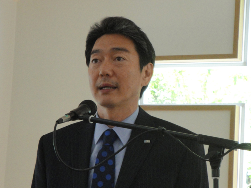 VIPプリズム「闇から光へ」第14回講演会で講師を務める、よろこび研究会代表の奥田英男氏