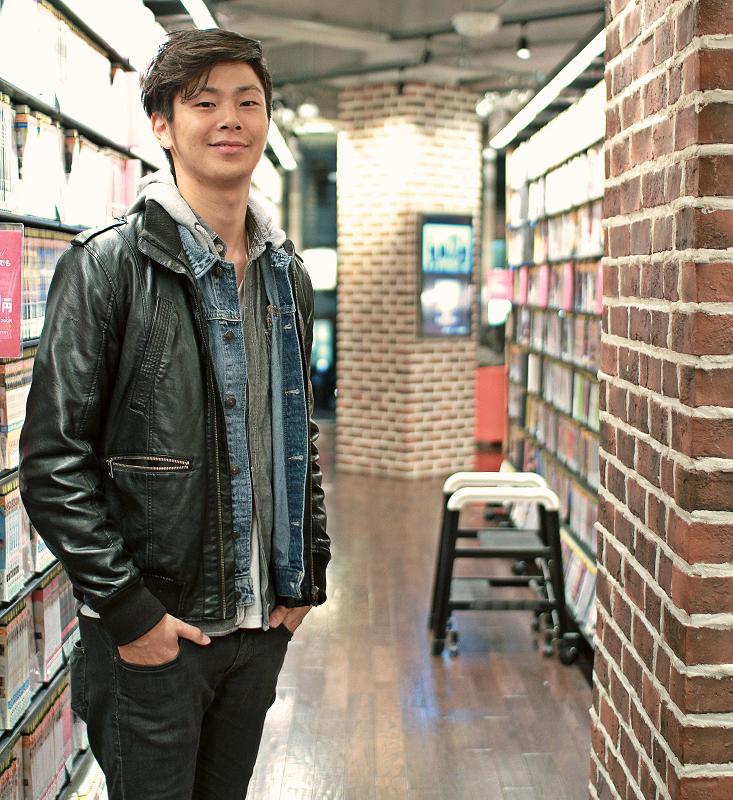 日本版『許されざる者』や『ふうけもん』のメイキング映像などを手掛ける期待の若手映像ディレクター、Katsu Kim Ferreira(カツ・キム・フェヘイラ)さん。映像メディアの難しさと醍醐味を語ってくれた。