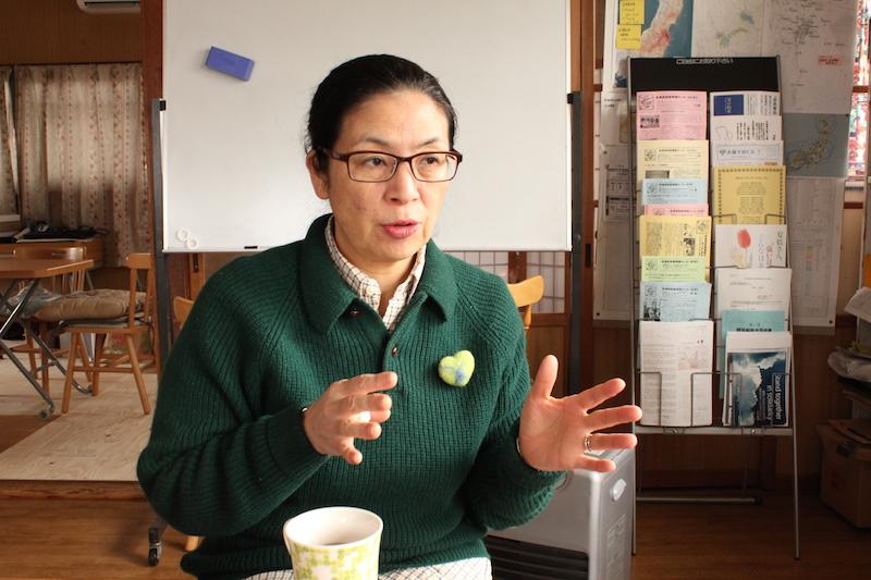 【インタビュー】「現実と希望の狭間で」 会津放射能情報センター代表・片岡輝美さん
