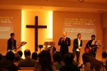 「真の礼拝こそ伝道の最前線」 ワーシップ・ジャパン・カンファレンス2015