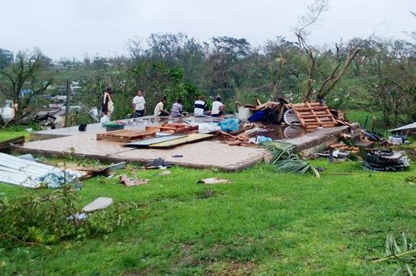 太平洋教会協議会、大型サイクロンの被災状況の続報発表 豪や日本のNCCも寄付募集