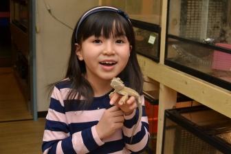 【インタビュー】所沢出身、動物大好き! 子どもタレントMeguちゃん