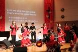 """ニューホープ東京が15周年 """"家族""""一丸になって神の情熱を伝える"""
