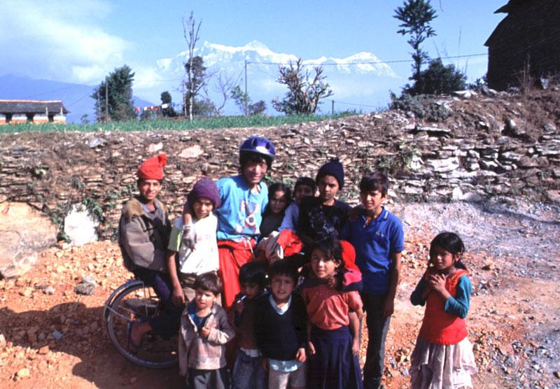 世界自転車旅行記(8)南アジア 木下滋雄