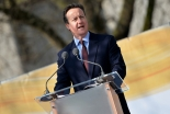 英首相、復活祭メッセージでキリスト教徒への迫害やイエスの黄金律に言及