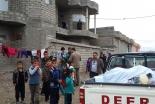 9歳のヤジディ教徒少女、IS戦闘員に強姦され妊娠 出産時に死亡する可能性も
