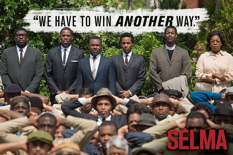(写真:映画『セルマ(Selma、原題)』の公式フェイスブックより)