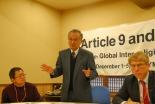 NCC議長、沖縄キリスト教協議会の辺野古基地建設阻止声明に「心から賛同」