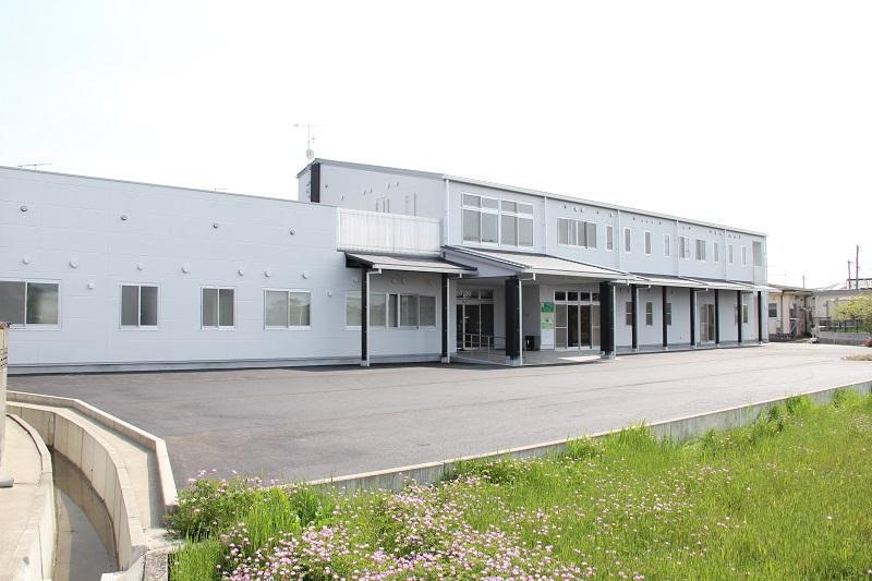 13日にオープンした「福祉の里センター サマリア館」(写真:中津総合ケアセンターいずみの園提供)