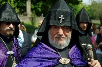 アルメニア人大虐殺100周年、ガレギン2世最高総主教がメッセージ
