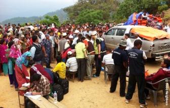 キリスト教諸団体もネパール現地で震災支援 仮設テントや毛布など配布