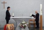 「共におられる神」感じてこそ エキュメニカル功労者賞にNPO法人東北ヘルプ 団体事務局長が講演