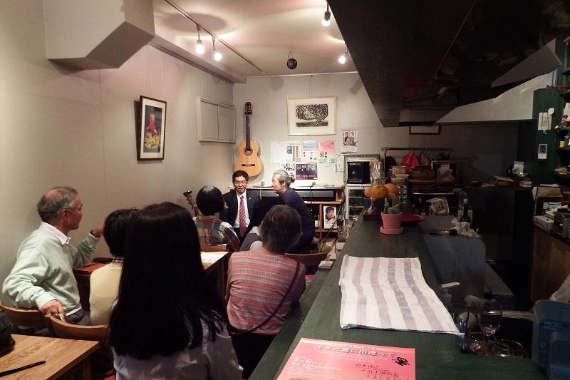 人生は出逢いで決まる 元受刑者とシスターが渋谷のバーで対談