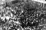 オーストリアのマウトハウゼン強制収容所跡で解放70周年記念礼拝