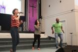 「国際的な視野広げ、信仰に対してもオープンに」 玉川聖学院が教会で校外授業
