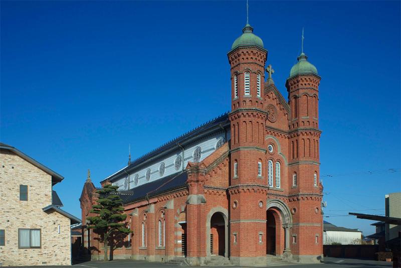 奈良基督教会と今村天主堂、国の重要文化財に