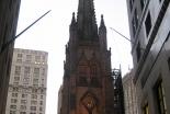 米ニューヨークのトリニティ教会、豪華な牧師館を14億3千万円で売却へ