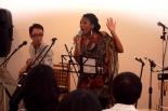 芸術と社会貢献の融合イベント「live the live」 シャニータらが出演