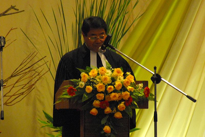「神の家で共に生きる」を主題に ジャカルタでアジアキリスト教協議会第14回総会(1)