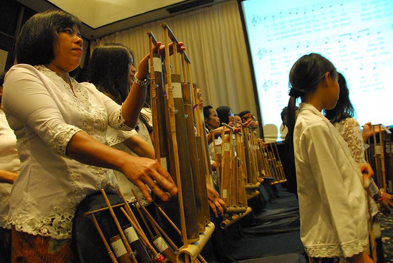 「神の家で共に生きる」を主題に ジャカルタでアジアキリスト教協議会第14回総会開催(1)