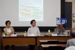 大学の自由と自治の危機の中で何をすべきか 明治学院大学で緊急シンポ