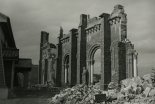 被爆した旧浦上天主堂を撮影、ろうあ写真家のネガ発見 7月末まで展示