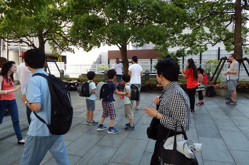 工夫あれる若者へのアウトリーチ 海外講師招きメディア・ワークショップも 「SHINE JAPAN」3日目