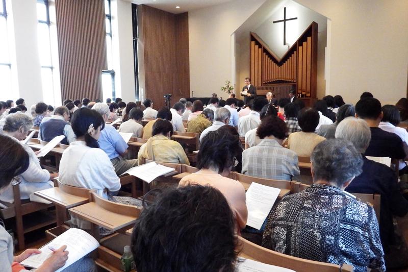「働き人」を育て送り出すために 福祉・教育・教会のネットワーク構築目指し、キングス・ガーデン東京が第1回シンポ