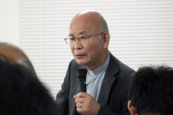 日本福音主義神学会東部部会、ルーテル学院大の鈴木浩教授を講師に春期研究会 「なぜ、原罪を取り上げないのか」