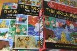 創世記からイエスの生涯、黙示録まで! レゴブロックで再現した聖書の世界『THE BRICK BIBLE』