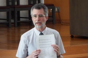 歴史ある詩篇の歌い方を習得 TCUで公開講座「詩篇を歌う」