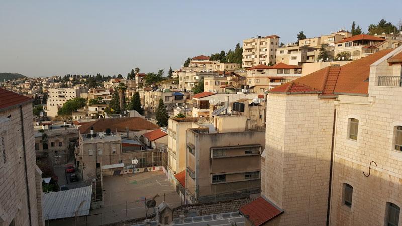 イスラエル旅行記(2)断崖の山からナザレ・ビレッジ、マリヤ受胎告知教会、マリヤセンターへ 妹尾光樹