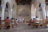 イスラエル教会放火事件、地元司教がユダヤ教過激派による脅威を懸念