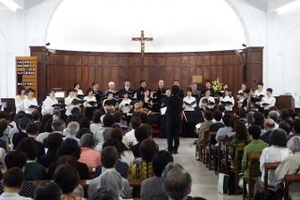 400年続く合唱団に 18世紀ウィーンのミサ曲歌う「オラショクラブ」が第1回演奏会