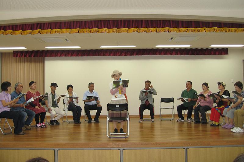 アシュラム戦後70年沖縄巡礼の旅 久田雄治