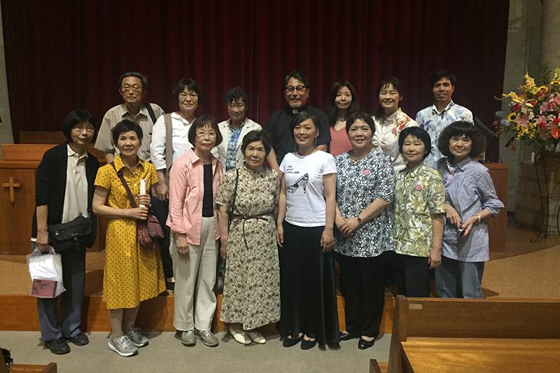 沖縄70年目の慰霊の日に思う 榎本恵・アシュラムセンター主幹牧師