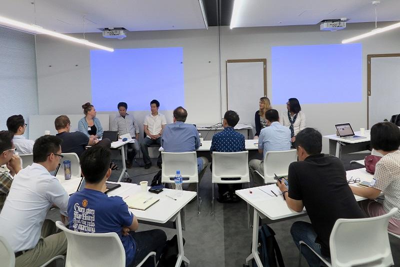 2020年までに東京に新しい10の教会を 米教会が教会開拓者を対象に集中研修を開催