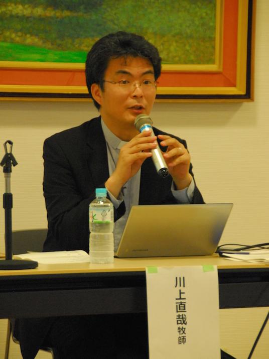 平和のための脱核部会が座談会「被ばく地フクシマと私たち―現場から、世界から―」