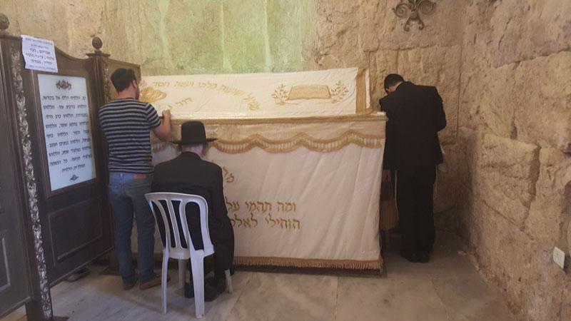 妹尾光樹のイスラエル旅行記(5)ダビデの町の祈りの家からヒノムの谷、ダビデの墓へ