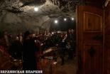 """「世界初」 ウクライナ正教会、深さ840メートルに""""地下教会""""を建立(動画あり)"""