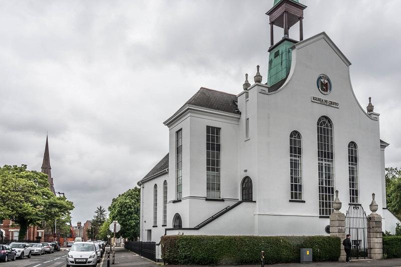 キリスト教系新興宗教「イグレシア・ニ・クリスト」の会堂(写真:William Murphy)