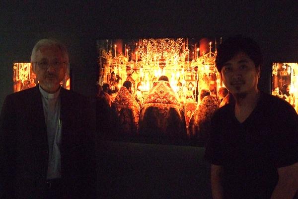 銀座で聖地アトスの写真展 写真家・中西裕人氏が撮った修道士たちの祈り