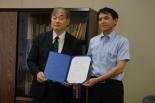 関学大産業研究所と兵庫県が調査研究で協定締結