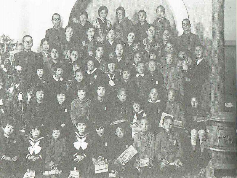 戦争経験者に聞く戦後70年(2):北朝鮮伝道から敗戦、3人の子との逃避行 笠井政子さんの「私の出エジプト記」と「100年の信仰」